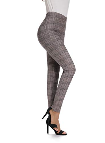 VIKUCI Leggings for Women Pull on High Waist Style...