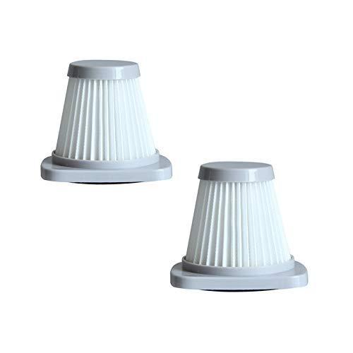 YBINGA 2 unids reemplazo hepa filtro para midea sc861 sc861A Partes de aspirador repuestos accesorios limpieza HEPA filtros Partes de aspirador