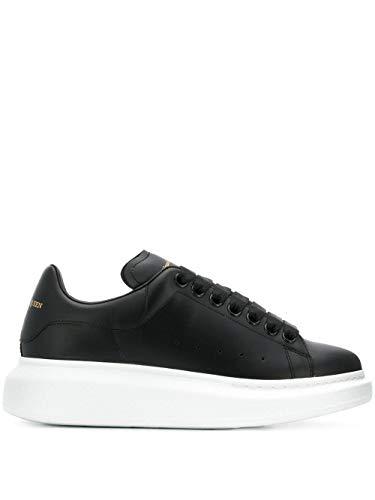 Alexander McQueen Luxury Fashion Damen 553770WHGP01000 Schwarz Sneakers | Jahreszeit Permanent