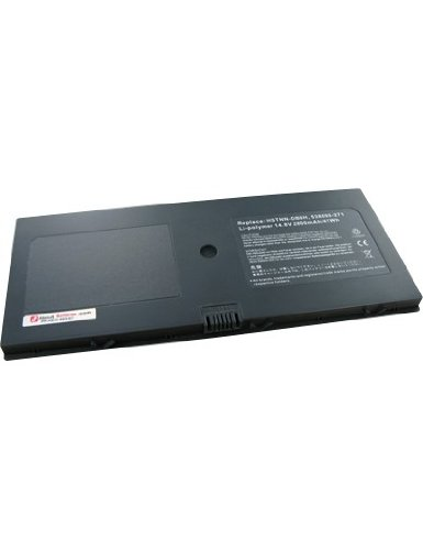Batterie type HP HSTNN-D80H, 14.8V, 2800mAh, Li-Pol