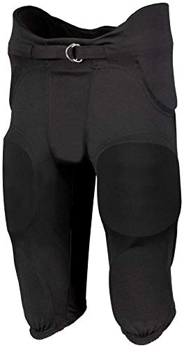 Russell Athletic Youth Integrated 7 Piece Pad Football Pant