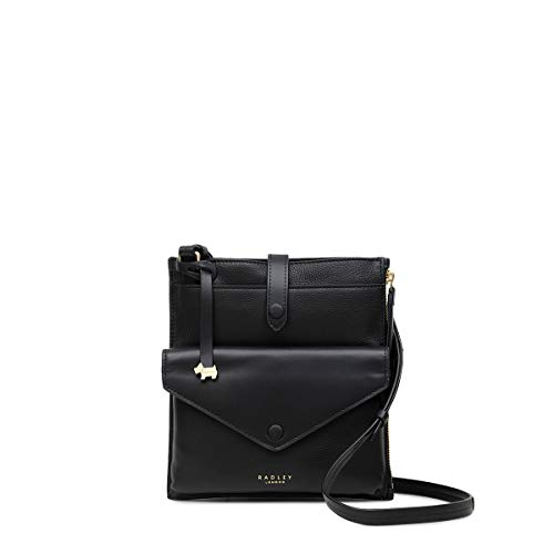 Radley London Wilton Way - Medium Slim Tab Crossbody Black Size: One Size