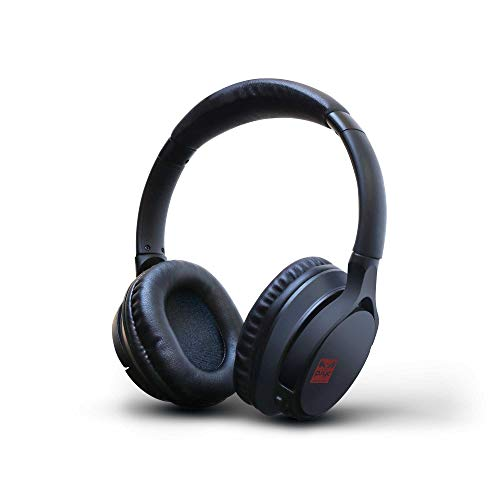 Sumvision Psyc Wave RX Wireless Bluetooth 4.1 Stereo Hi-Fi High Efficiency Headset hoofdtelefoon CVC 6.0 Noise Cancellation handsfree microfoon voor mobiele telefoons, pc, laptop, tv en reizen
