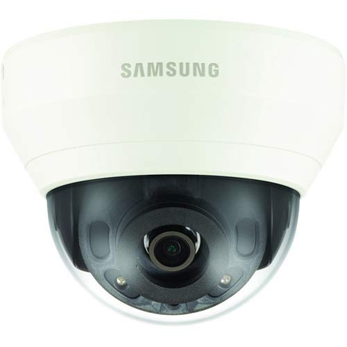 Hanwha Techwin QND-7010R 4MP Network Dome Camera with 2.8mm Fixed Lens & Night Vision RJ45 Connection