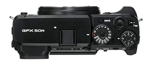 FUJIFILM(富士フイルム)『FUJIFILMGFX50R』