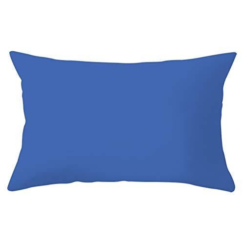 Preisvergleich Produktbild JujubeZAO Kissenbezug,  Polyester,  Pfirsichhaut,  Überwurf,  Kissenbezug,  Heimdekoration,  für Sofa Bett,  Auto,  Heimmode 5