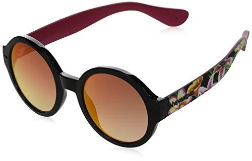 HAVAIANAS FLORIPA/M gafas de sol, BKGDTBCQN, 51 para Mujer