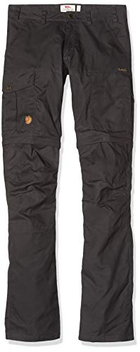 FJÄLLRÄVEN Herren Karl Pro Zip-Off Trousers M Hose, Grau (Dark Grey 030), 46
