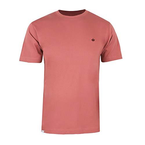 Putney Bridge Tonal Crown Camiseta, Marrón (Terracota Tra), L para Hombre