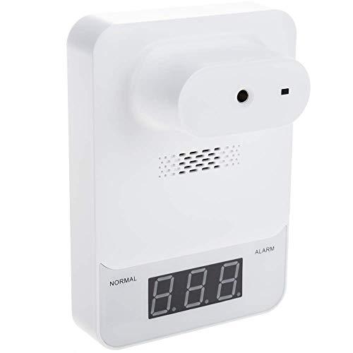 BeMatik - Termómetro Digital infrarrojo de Pared sin Contac