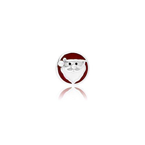 Pandora Charm Fröhlicher Weihnachtsmann MEDA