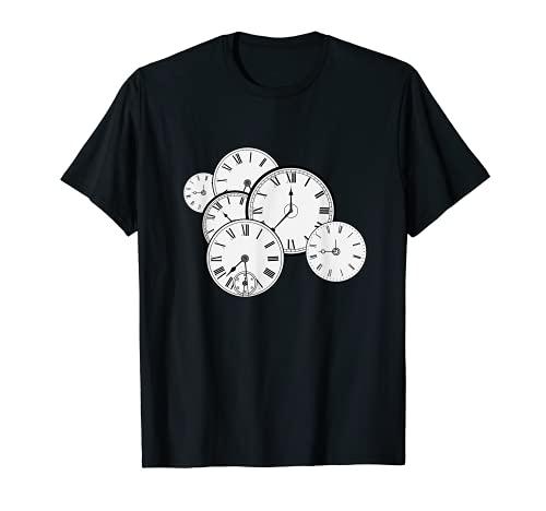 Reloj retro Camiseta