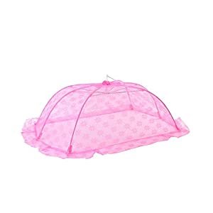 R&Brothers Mosquito Net Umbrella Style Full Cover up Born 0 to 36 Months Baby Easily Sleeping, Portable and Safety from… 9 31HBBRE3W+L. SS300