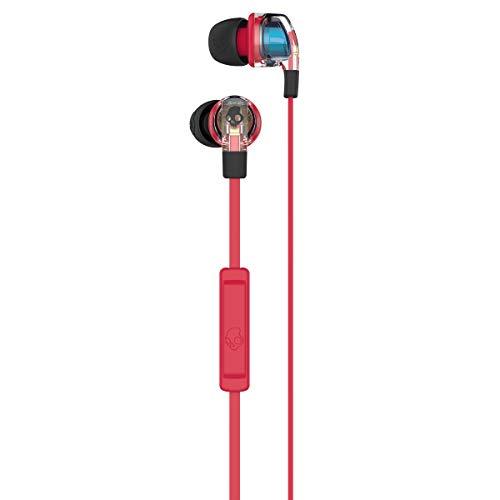 Skullcandy Smokin Bud 2 In-Ear Kopfhörer mit Mikrofon - Spaced Out/Clear/Black