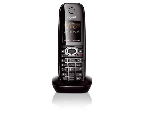 Gigaset C59H zusätzliches Mobilteil inkl. Ladeschale für C590 und C595 schwarz