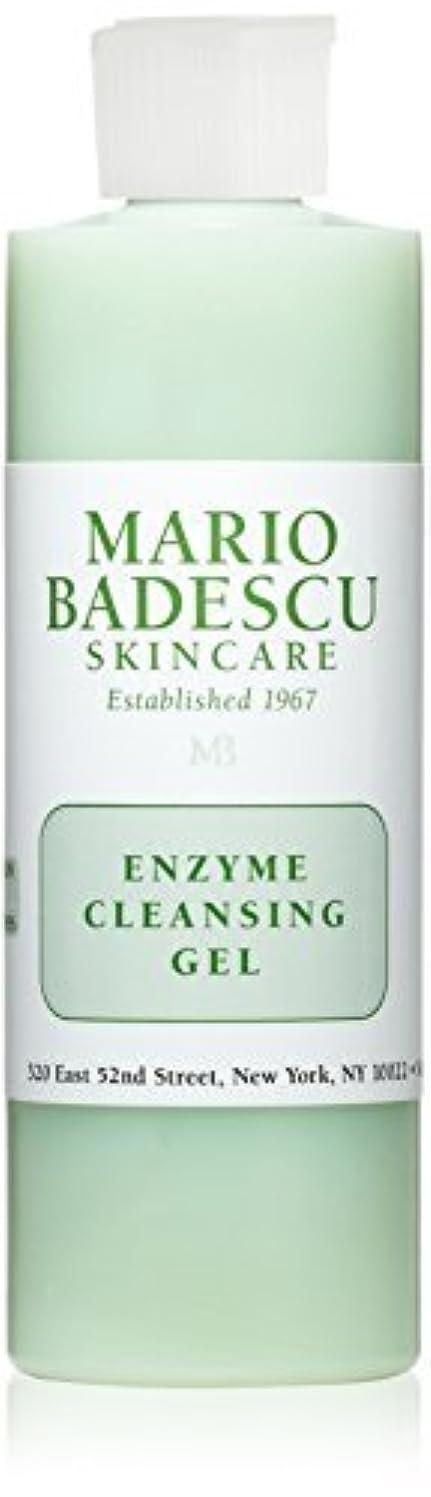 説得逃げるエキスMario Badescu Enzyme Cleansing Gel, 8 oz. [並行輸入品]