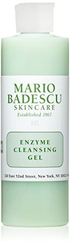広げる白雪姫応用Mario Badescu Enzyme Cleansing Gel, 8 oz. [並行輸入品]