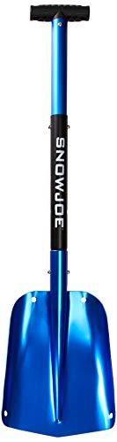 Snow Joe ATJ401M-SJB Compact Utility Shovel   32-Inch   Aluminum   3-Piece Smart Lock