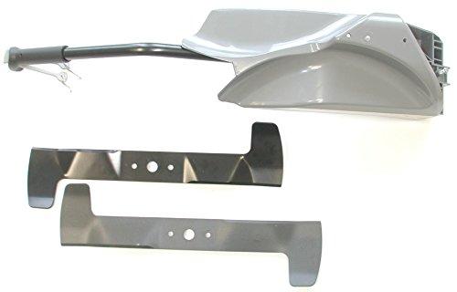 SECURA Mulchkit + Messer kompatibel mit Gardol GT90W Rasentraktor