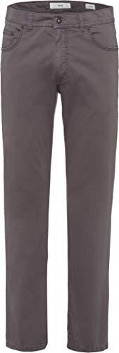 BRAX Herren Style Cooper Fancy Hose, Graphit, W36/L32(Herstellergröße: 36/32)