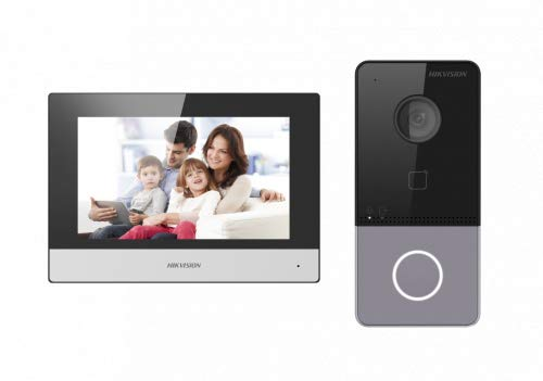 Hikvision DS-KIS603-P(O-STD) Videoportero completo
