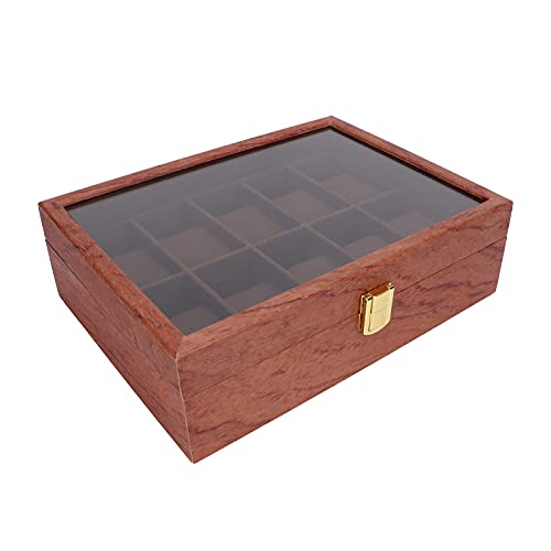 Mire La Caja Del Almacenamiento, Diversos Tamaños Del Organizador De La Caja De Dislpay Del Reloj Para El Reloj