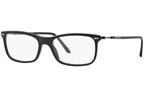 Giorgio Armani Montures de lunettes Pour Homme 7085 - 5436: Matte Blue - 54mm