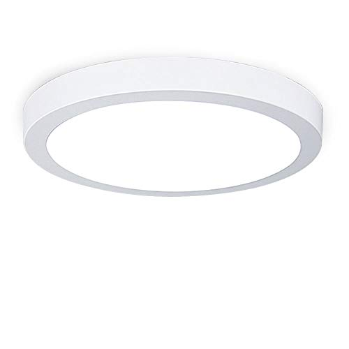 Surface Mounted Ceiling Lights 18W LED Flush Mount Ceiling Light Round 8.86