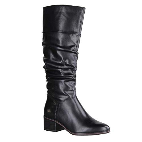 Tamaris Damen Stiefel 1.1.25540.23.001 schwarz 718774