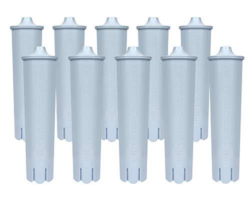 10 x Filterpatrone kompatibel für JURA CLARIS BLUE ENA IMPRESSA GIGA Kaffeemaschine Kaffeevollautomaten