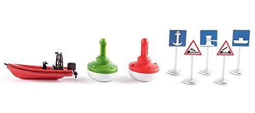 SIKU 5592 - Zubehör Wasserwege, Kunststoff, Vielseitig einsetzbar, multicolor