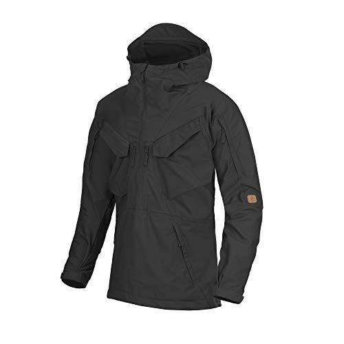 Helikon-Tex Pilgrim Anorak Jacket - DuraCanvas SCHWARZ M/Regular