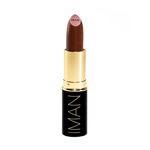 IMAN Luxury Moisturizing Lipstick Rebel