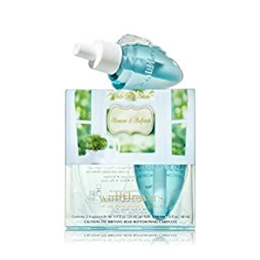 Bath & Body Works White Barn Renew & Refresh Wallflowers Home Fragrance Refill