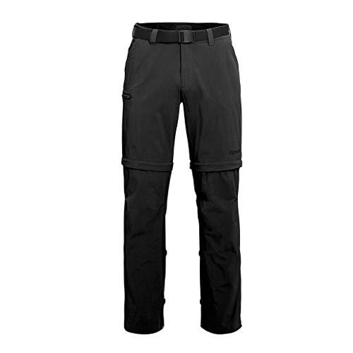 Gonso Herren Portland Hosen, Black, XL