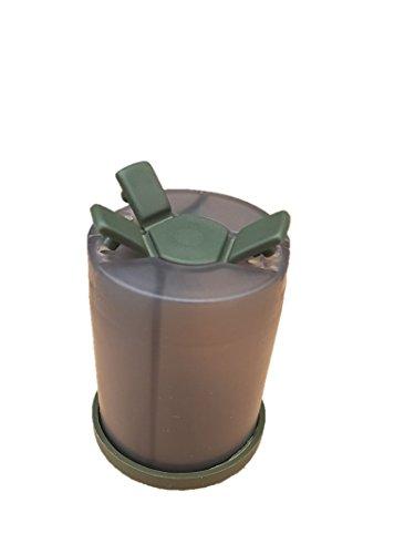 BKL1® Shaker Salz & Pfeffer Outdoor Gewürzstreuer 17g Pfefferstreuer Camping Outdoor 1238