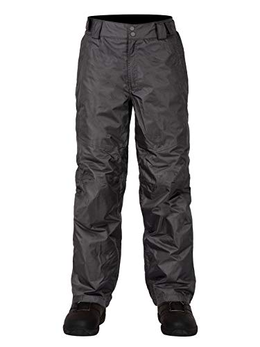 Two Bare Feet Claw Hammer Pantalon de ski pour enfant XL noir