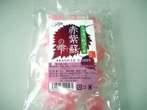 赤紫蘇の雫(赤しそ飴)80g