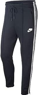 Nike Men's Sportswear Nsp Trk Pants, White (Dark Obsidian/White ), X-Large-NKAR1613-475
