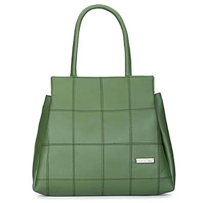 Fristo Women's Alia Handbag (FRBN-013)(Green)