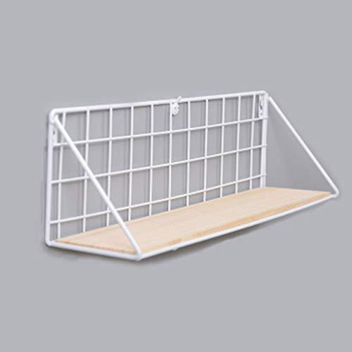 Wandrek Opberg En Decoratierekken Voor Thuis Multifunctionele Hangende Metalen Roostermanden Geschikt Voor Kantoor Woonkamer Slaapkamer
