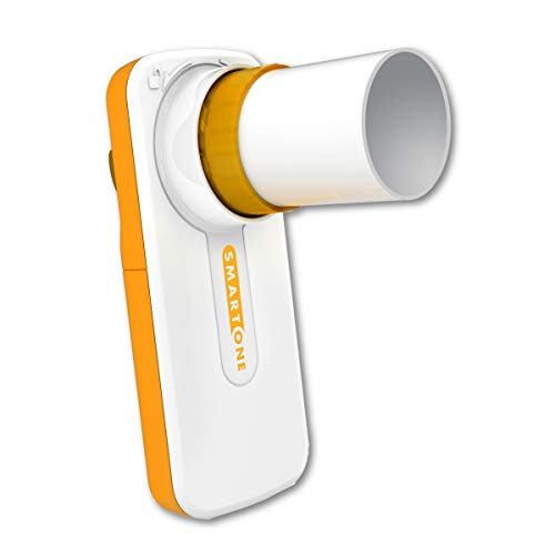 MIR Smart ONE | Personal Pocket Spirometer | Peak Flow (PEF) and FEV1