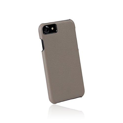 hardwrk Funda de piel prémium – Compatible con iPhone 7/8 y SE...