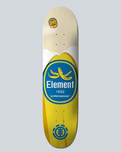 Element Skateboard Deck Yawye Banana 7.9