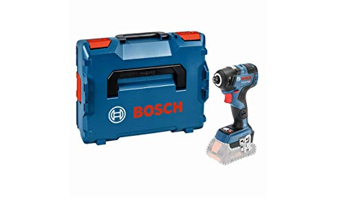 Bosch Professional 06019G4102 GDR 18 V 200 C Cordless Impact Driver (without Battery, 18 V, Torque: 200 Nm, L - Boxx)