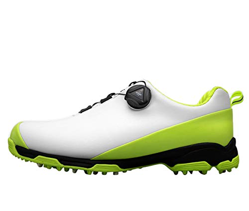 PGM wasserdichte Golfschuhe für Herren, rutschfeste, Atmungsaktive Golfschuhe mit BOA Lace System