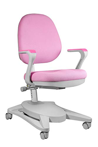 UNIQUE DESIGN FOR PEOPLE - GABBY Kinderstuhl Schreibtischstuhl - rosa
