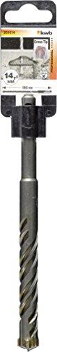 KWB martello punta SDS Plus a 4taglienti Cross Tip 14,0x 160mm   261014