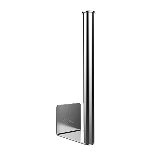 Yukon Glory Premium Magnetic Mount Paper Towel Holder Durable Stainless Steel, Great for Outdoors, Attaches to Grills RV's Fridges Tailgate and More