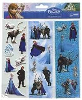 UPD Frozen Disney 3 Column Sticker Fun Set